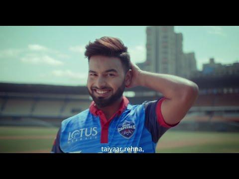 VIVOIPL: It's Game on for Rishabh Pant