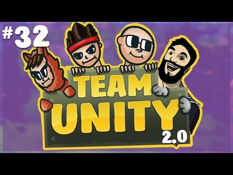 STOPPING IS NOT AN OPTION - TEAM UNITY 2.0 FORTNITE SQUAD #32