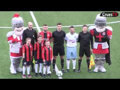 Crusaders 3-2 Ballymena United   1/1/19