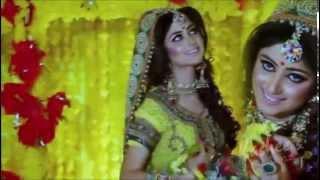 """Beautiful Sajjal Ali Pakistani Actress """"Mayun photoshoot Video"""""""