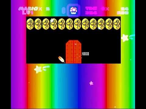 Super Kitiku Mario (Demo) Walkthrough Special Zone (Part 1)