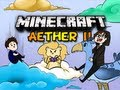 Minecraft Aether II - Ep. 6 w/ Chim, Double, & Clash - WE'RE FALLING APART! (HD)