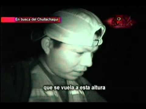 "Zona de Miedo llegó a Tarapoto en busca del ""Chullachaqui"" (3/5)"
