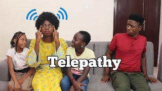 TELEPATHY | Mc Shem Comedian