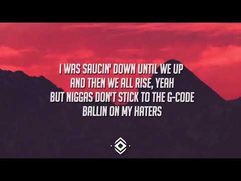 Lil Skies - Nowadays Lyrics ft  Landon Cube