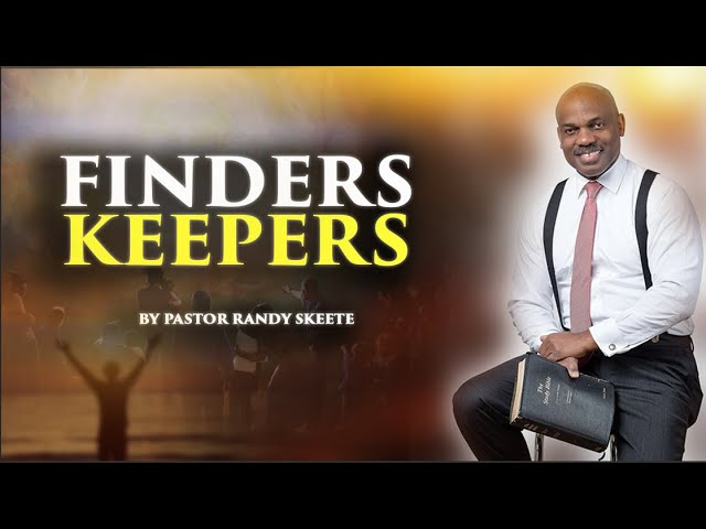Watch and Pray At Midnight | Finders Keepers by Pastor Randy Skeete