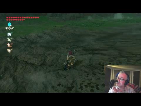 The Legend of Zelda: Breath of the Wild - Exploring