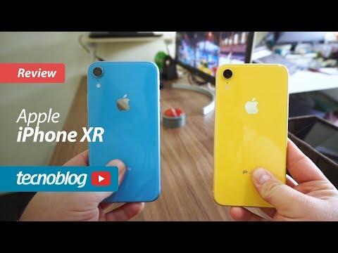 6ce4b0e1a Review iPhone XR  quase um iPhone XS