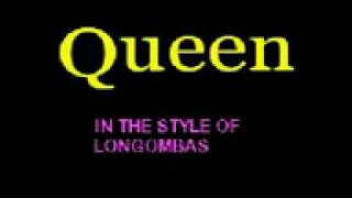 Queen By Longombas with Lyrics Cloudnine Sing Along Video