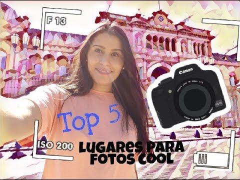 TOP 5 LUGARES PARA FOTOS COOL en Buenos Aires Argentina | sitios turísticos (Vlog)