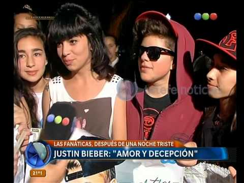 venta de meet and greet justin bieber chile 2013