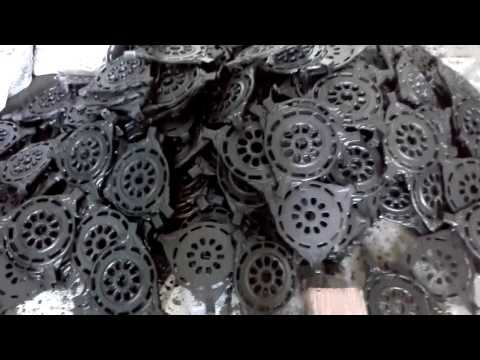 GREY AND DUCTILE CAST IRON PRODUCTS, CONTAINER LOADING IN VIETNAM