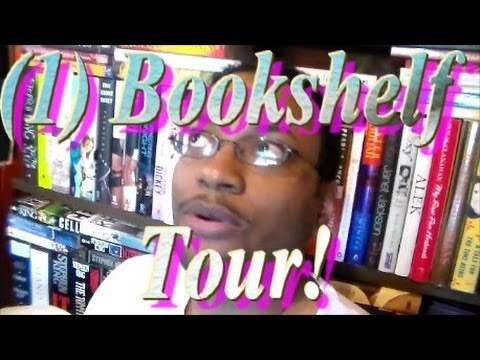 (1) Bookshelf Tour