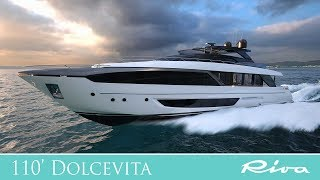 Luxury Yacht - Riva 110'