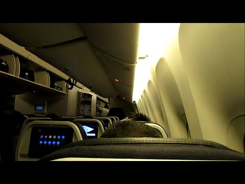 Air France NEW Economy Class Experience   AF259 Jakarta to Singapore