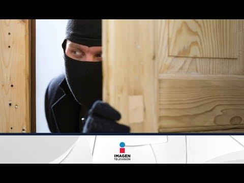 Increíbles robos en la colonia Del Valle de la CDMX | Imagen Noticias con Ciro Gómez Leyva