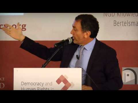 Democracy, Human Rights and Foreign Policy • Club de Madrid Live Event