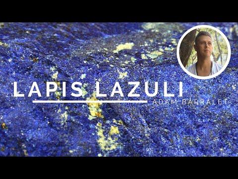 Lapis Lazuli - The Stone Of The Gods