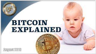 What is Bitcoin in 2018 | Blockchain Explained | BK Live Analysis BTC
