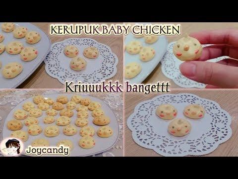 membuat-kerupuk-baby-chicken-|resep-tanpa-oven