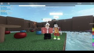 Hardest Match Ever(Roblox skit)