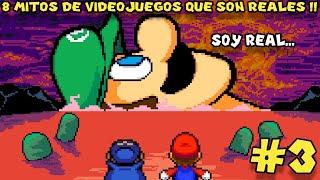 8 Mitos INCREÍBLES de Videojuegos que Terminaron Siendo REALES (PARTE 3) -   Pepe el Mago