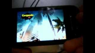 GANGSTAR WEST COAST HUSTLE/LG OPTIMUS ONE+APK SD