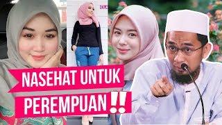 Download MERINDING! Pesan Ust. Adi Hidayat untuk Wanita - Ustadz Adi Hidayat LC MA