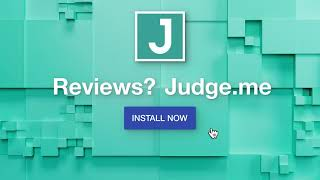 Reviews? Judge.me. Social Proof to Shop with Confidence