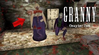 NİNE DONDURMACI DEDE JOKER OLDU! - GRANNY CHAPTER TWO