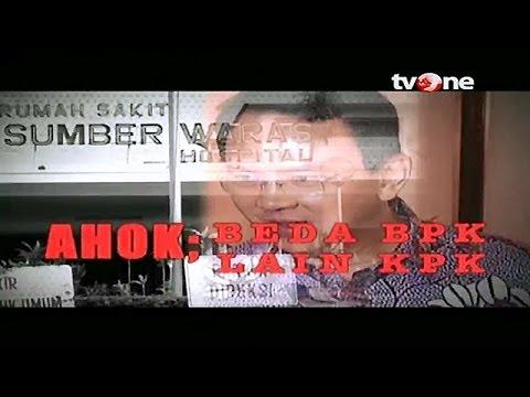 [FULL] Indonesia Lawyers Club - Ahok: Beda BPK, Lain KPK (21/06/2016)