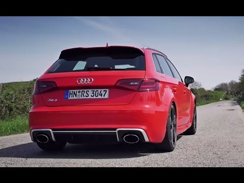 Audi Rs3 Great Sound