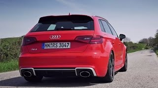 Audi RS3, great sound!