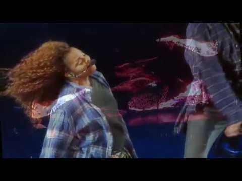 Janet Jackson - All Nite & If (Rhythm Nation 1814 30th Anniversary, 09212019, SF Chase Center)