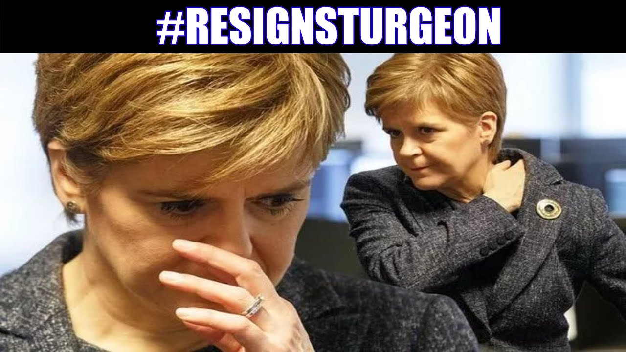 Nicola Sturgeon Called Out For Lying About Indyref Polls As Campaign Builds Up To Oust Her