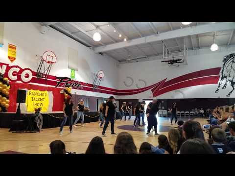 2017 Rancho San Justo Middle School Talent Show (2nd) - Teacher's Act