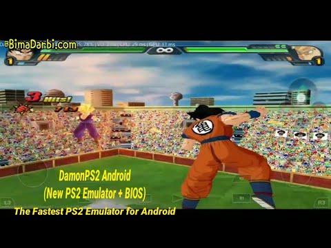 PS2 Android) Dragon Ball Z: Budokai Tenkaichi 3 | DamonPS2