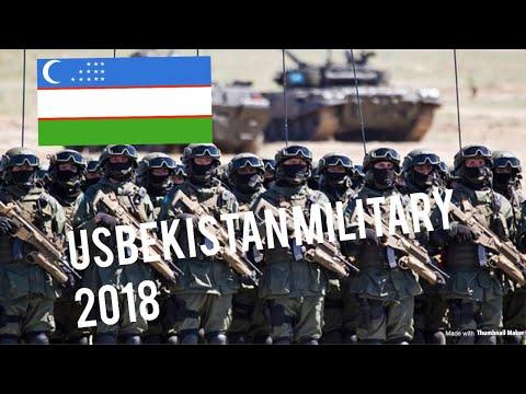 Uzbekistan Military 2018