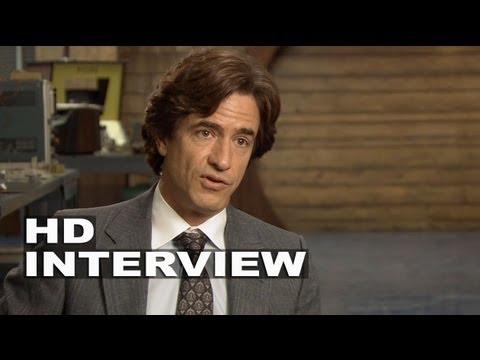 "Jobs: Dermot Mulroney ""Mike Markkula"" On Set Interview"