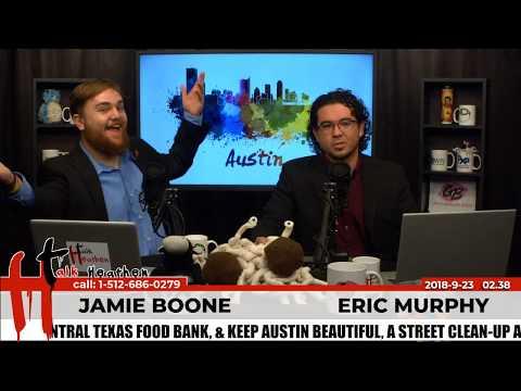 Talk Heathen 02.38 with Eric Murphy & Jamie Boone