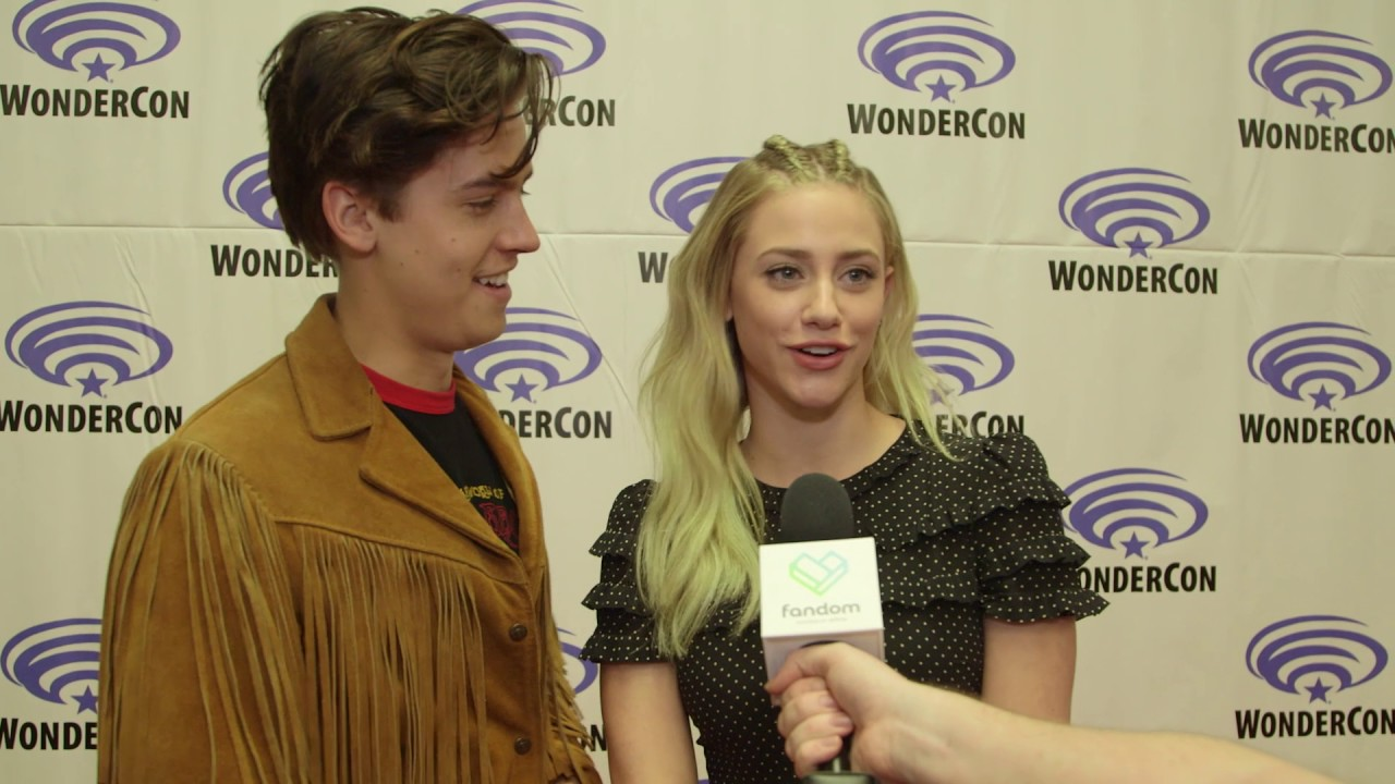 Cole Sprouse And Lili Reinhart From Riverdale Talk Jughead