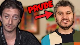 Ethan Klein Exposed as Prude While Shaming ProJared on the h3 Podcast | The Rewired Soul