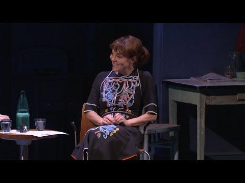 Helen McCrory on The Deep Blue Sea