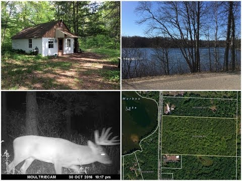 Wisconsin Hunting Cabin For Sale Interior