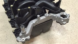 Ford Quick Tips: #46 What To Inspect Everytime You Remove a 5.4L 2v Intake Manifold