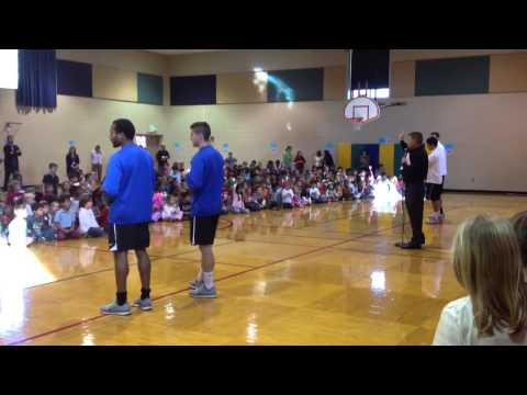 NCAA College Cup: Riverchase Elementary School