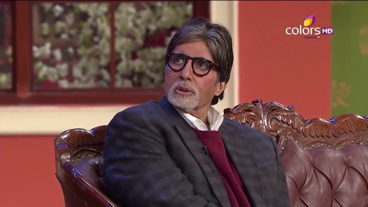 Comedy Nights With Kapil - Amitabh & Boman - 2 - Bhootnath - 6th April 2014 - Full Episode (HD) #1