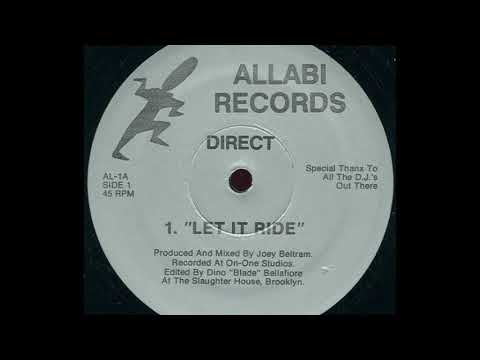 Direct - Let It Ride (A)