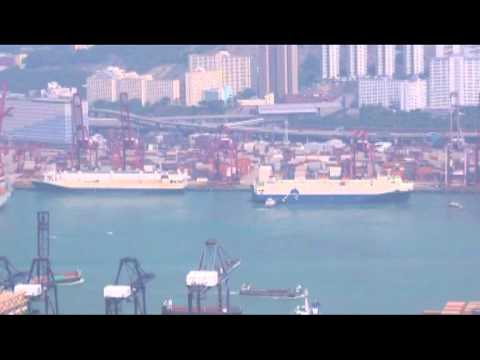 Kwai Tsing Container Terminals 2011