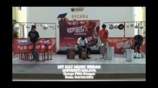 Kit Kat Music Break Group: Fifth Dragon